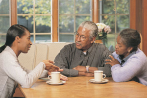"How To Have ""The Talk"" With Your Parents: Illness and Moving and Other Uncomfortable Topics"