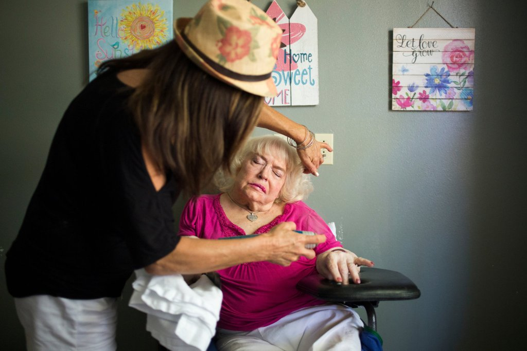 Nursing Homes Scrutinized Still Have Poor Care